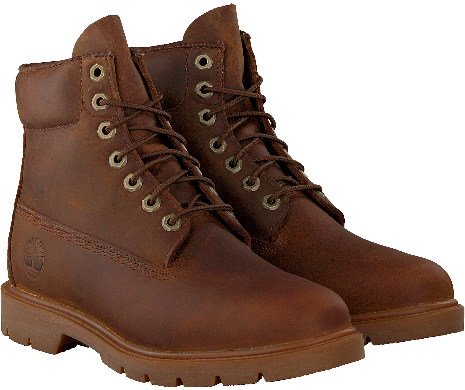 Bruine TIMBERLAND Veterboots 6INCH BASIC BOOT NONCONTRAST