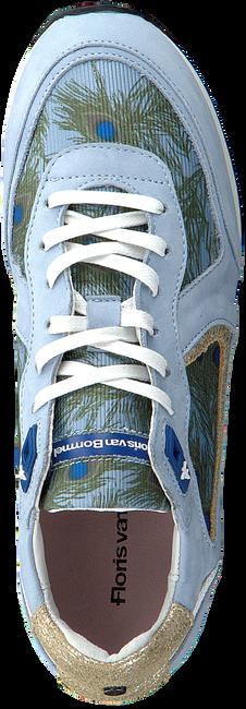Blauwe FLORIS VAN BOMMEL Sneakers 85260  - large