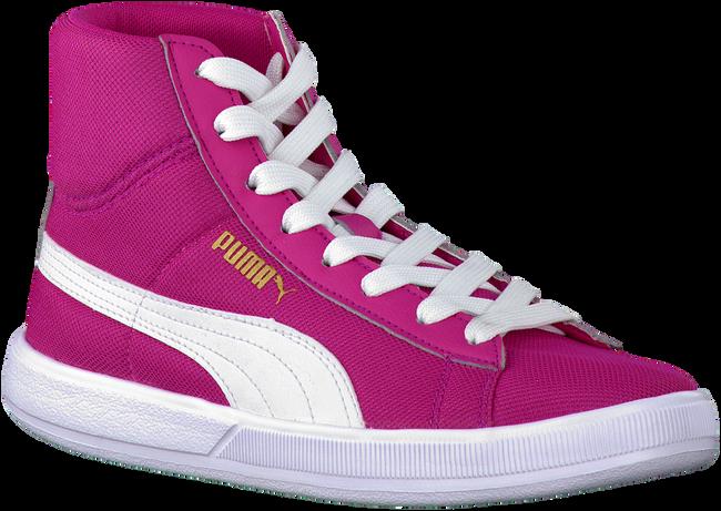 Roze PUMA Sneakers 354902  - large