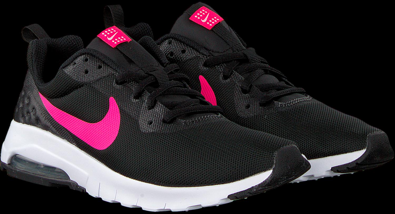 Zwarte NIKE Sneakers NIKE AIR MAX MOTION LW Omoda