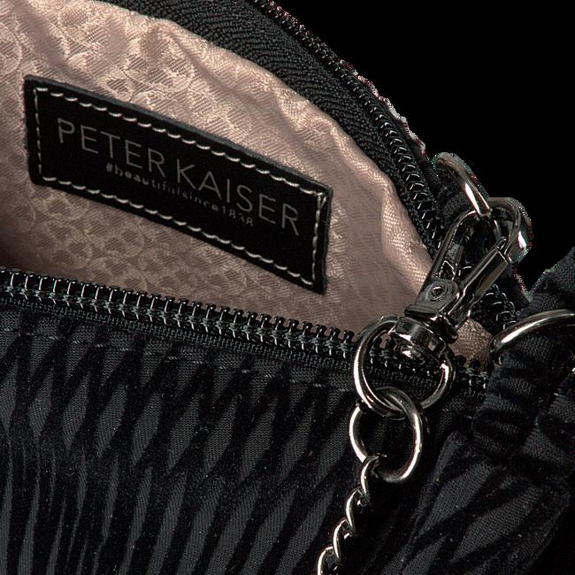 Zwarte PETER KAISER Clutch SALDINA  - large