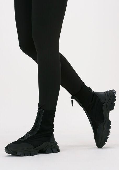 Zwarte BRONX Hoge sneaker TAYKE OVER 47354  - large