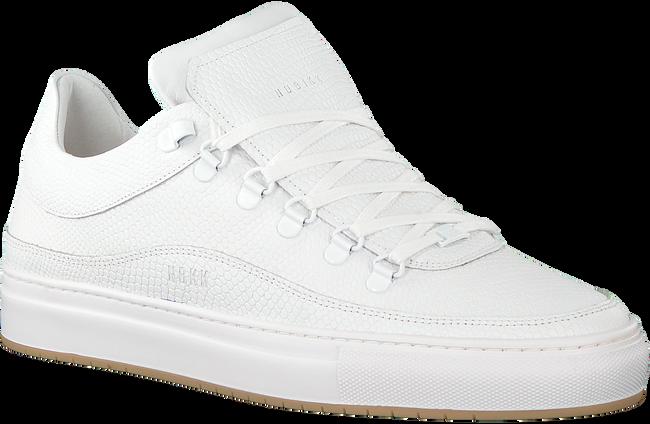 Witte NUBIKK Sneakers JULIEN MIELE LIZARD II  - large
