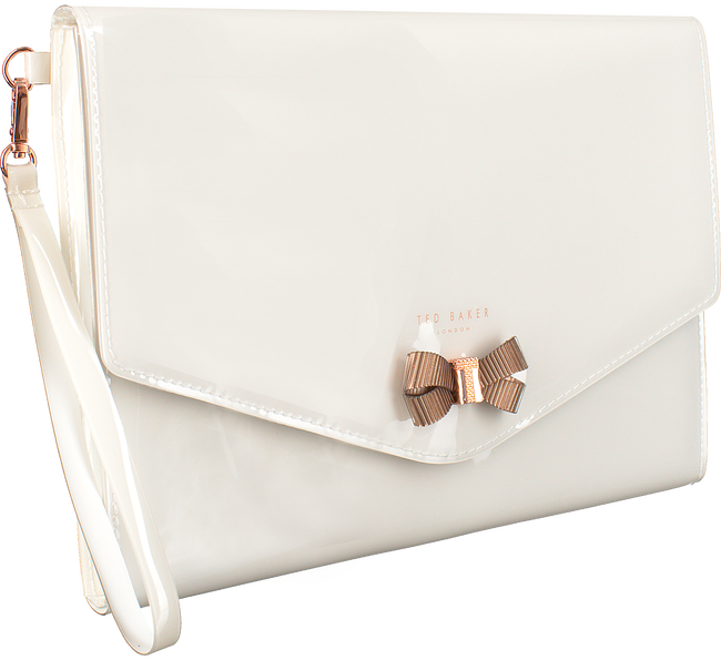 Witte TED BAKER Clutch LUANNE - large