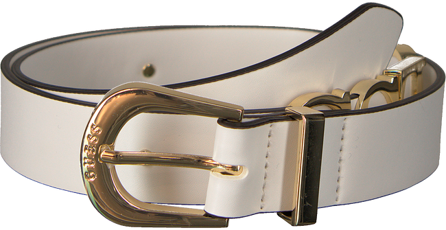 Witte GUESS Riem BW7018 VIN30 - large