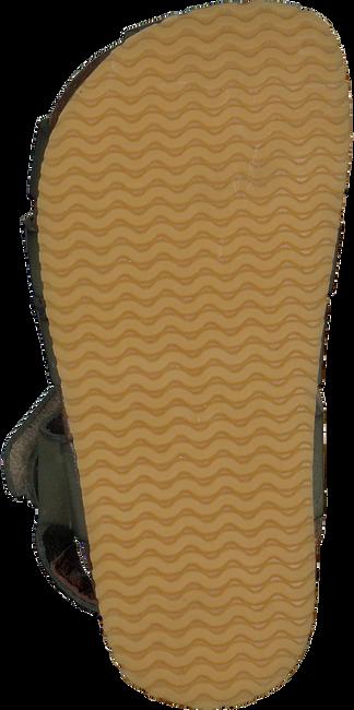 Groene RED-RAG Sandalen 19091 - large
