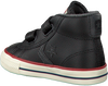Zwarte CONVERSE Sneakers STAR PLAYER MID 2V  - small