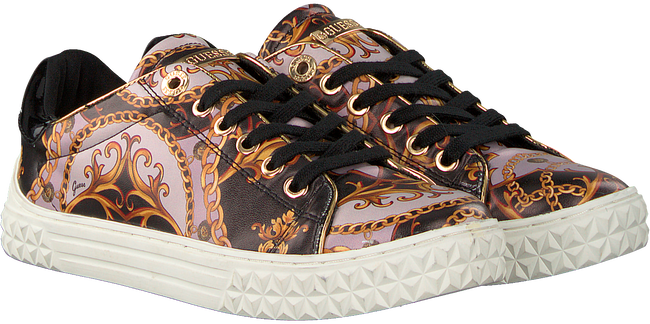 Zwarte GUESS Sneakers PARLAY5  - large