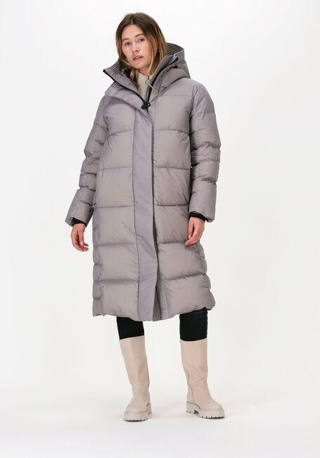 Grijze KRAKATAU Gewatteerde jas QW326  - large