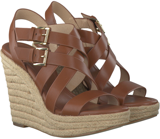 MICHAEL KORS SANDALEN JOCELYN WEDGE - large