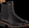 Zwarte PANAMA JACK Chelsea boots GILLIAN IGLOO TRAVELLING B1  - small