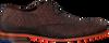 Bruine FLORIS VAN BOMMEL Nette schoenen 18077 - small