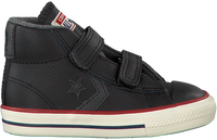 Zwarte CONVERSE Sneakers STAR PLAYER MID 2V  - medium
