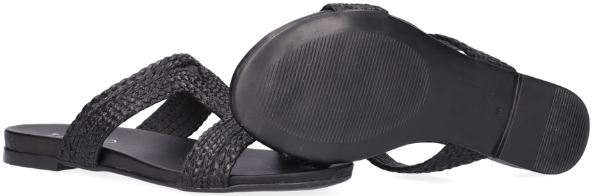 Zwarte TANGO Slipper MILA - larger