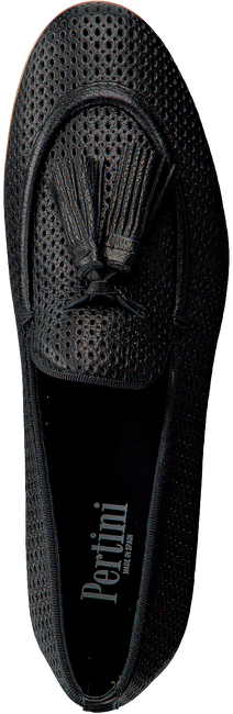 Zwarte PERTINI Loafers 14940  - large