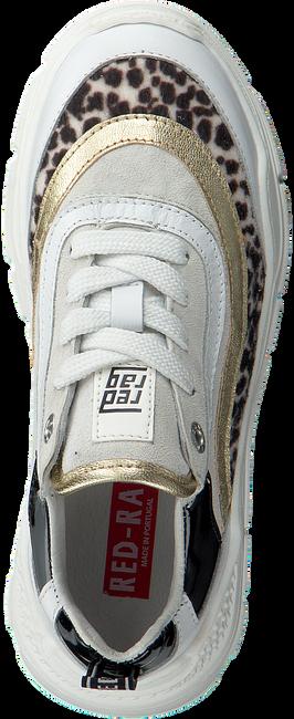 Zwarte RED-RAG Lage sneakers 13262  - large