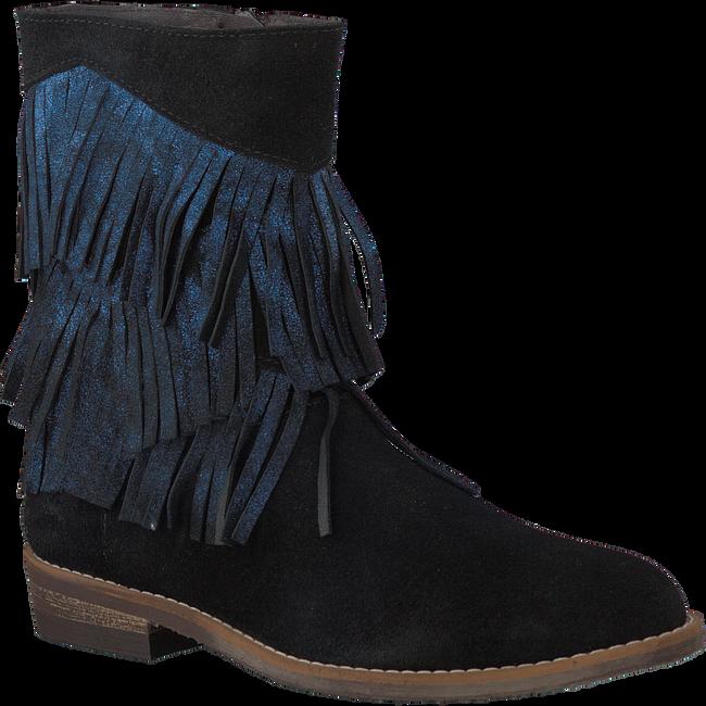 blauwe CLIC! Lange laarzen CL9072  - large