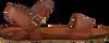 Cognac RED-RAG Sandalen 79122 - small
