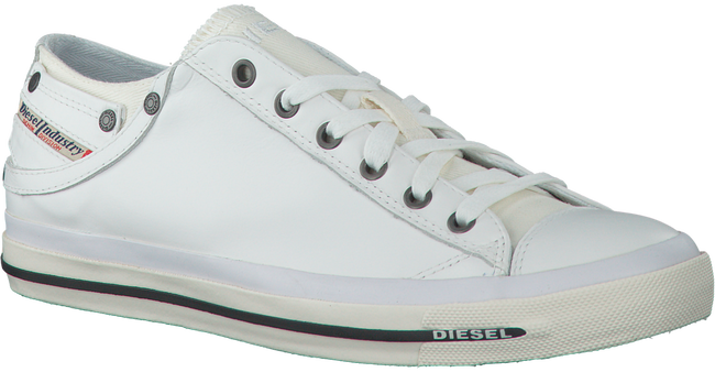 Witte DIESEL Sneakers MAGNETE EXPOSURE LOW  - large