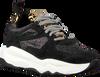 Zwarte P448 Lage Sneakers LUKE  - small