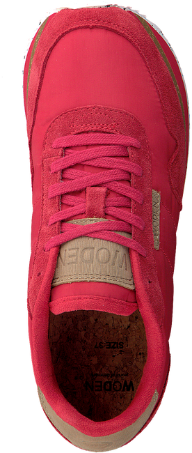Rode WODEN Sneakers NORA II PLATEAU  - large