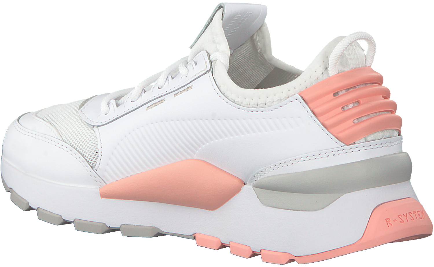 Witte PUMA Sneakers RS 0 SOUND DAMES Omoda.nl
