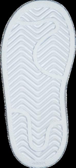 Witte ADIDAS Sneakers SUPERSTAR KIDS 1  - large