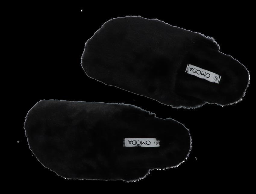 Zwarte OMODA Pantoffels ARIEL - larger