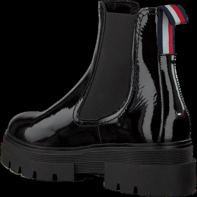 Zwarte TOMMY HILFIGER Chelsea boots CLASSIC CHELSEA  - large