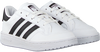 Witte ADIDAS Lage sneakers TEAM COURT C  - small