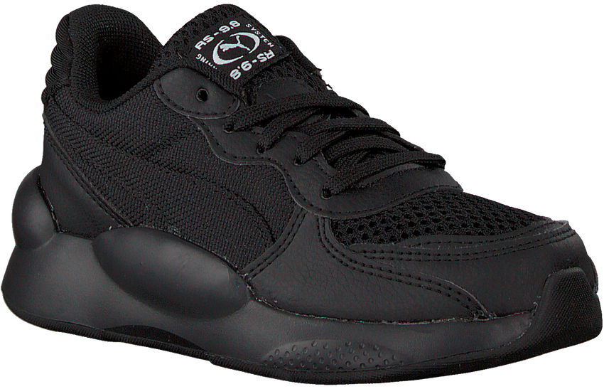 Zwarte PUMA Sneakers RS 9.8 CORE PS  - larger