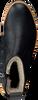 Zwarte BLACKSTONE Enkelboots SG54  - small