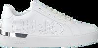 Witte LIU JO Lage sneakers SILVIA 10  - medium