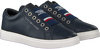 Blauwe TOMMY HILFIGER Sneakers ELASTIC CITY  - small