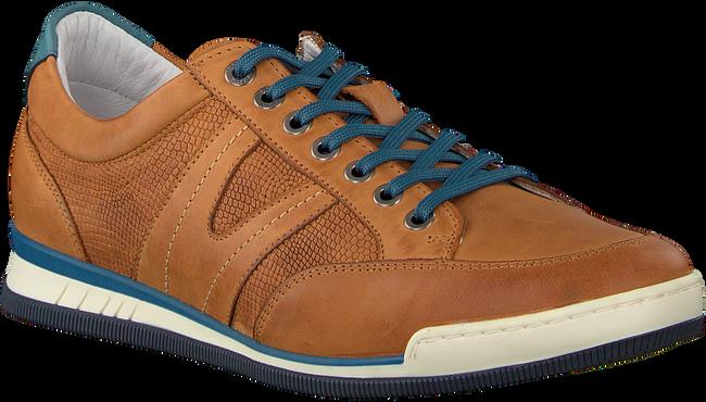 Cognac VAN LIER Sneakers 7452  - large