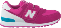Roze NEW BALANCE Sneakers KV574  - medium