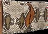 Bruine LODI Clutch SAINT - small