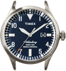 TIMEX HORLOGE WATERBURY DATE - small