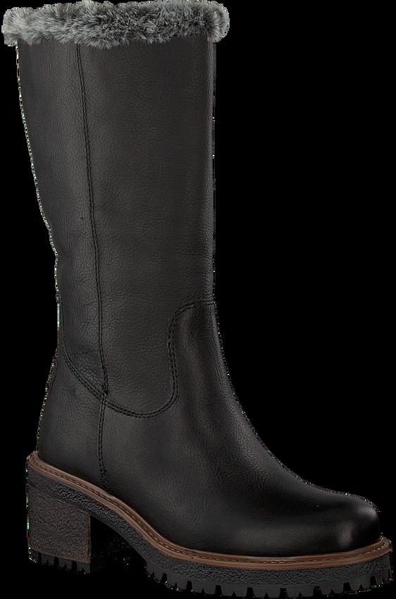 Zwarte VERTON Hoge laarzen BERLIJN  - larger