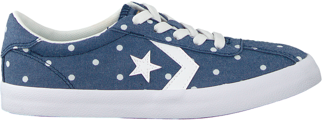 Blauwe CONVERSE Sneakers BREAKPOINT OX KIDS - large