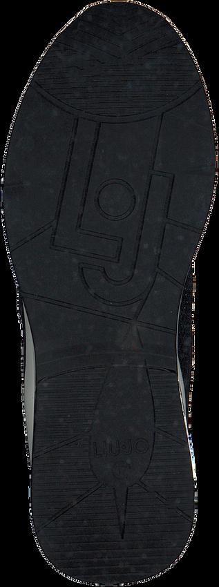 Zwarte LIU JO Lage sneakers KARLIE 12  - larger