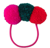 Roze LE BIG Haarband PILAR HAIR ELASTIC  - small