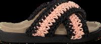Roze INUIKII Slippers WOVEN  - medium