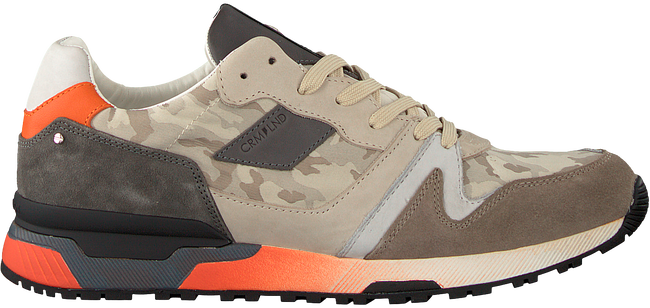 Beige CRIME LONDON Sneakers ESCAPE  - large