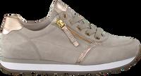 Beige GABOR Lage sneakers 035  - medium