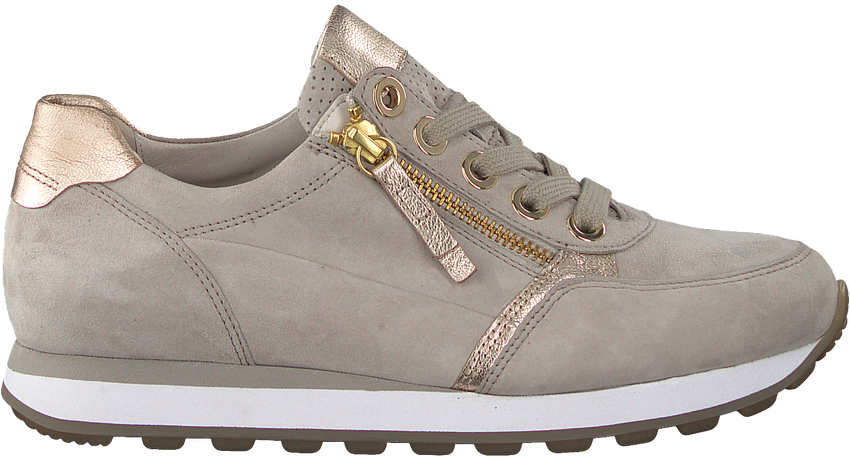Beige GABOR Lage sneakers 035  - larger