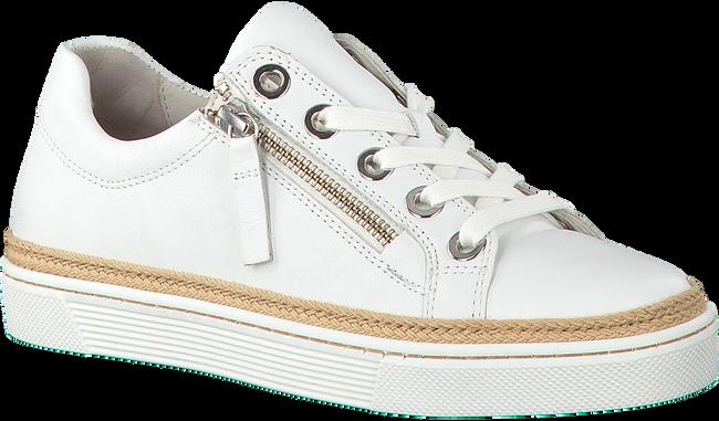 Witte GABOR Sneakers 415 - large