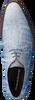 Blauwe FLORIS VAN BOMMEL Nette schoenen 18015  - small