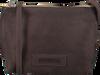 Bruine SHABBIES Schoudertas 261020014 - small
