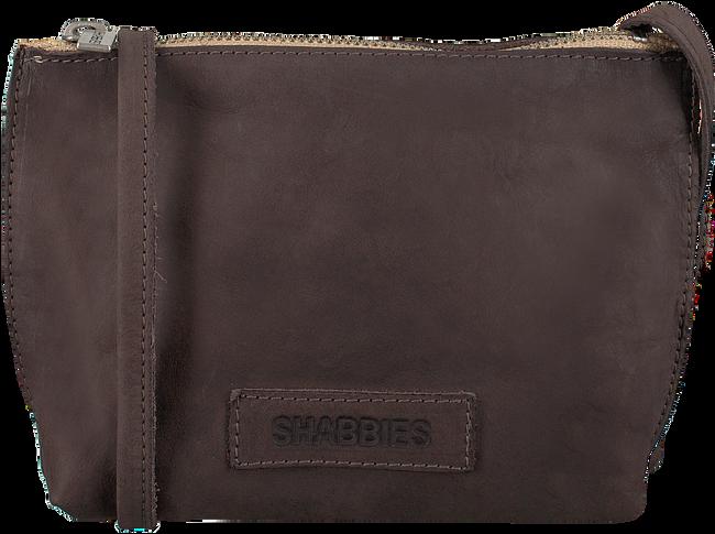 Bruine SHABBIES Schoudertas 261020014 - large